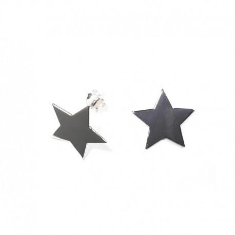 Pendientes Estrella Grande